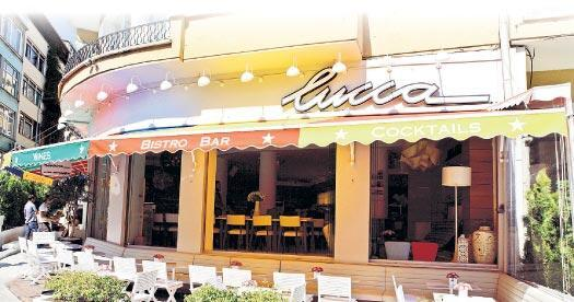 Şimdi Lucca zamanı