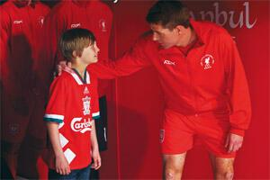 Liverpool'un bir numaralı taraftarı