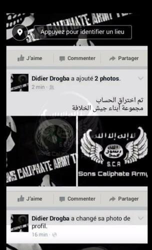 Drogbaya IŞİD şoku