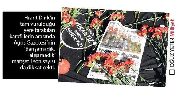 Hrant'sız 11 yıl