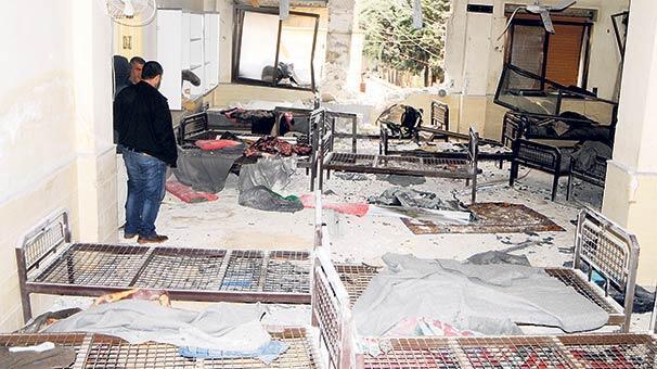 PYD, Azez'deki hastaneyi vurdu