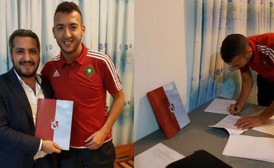 Trabzonspora gelmeyen El Kaddouriye büyük şok