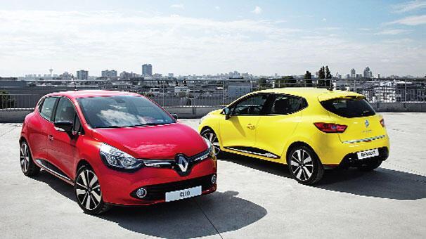 İşte Bursalı yeni Clio 4 - Son Haberler - Milliyet