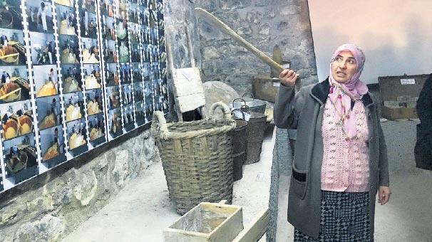 Boğatepe'nin güçlü kadınları