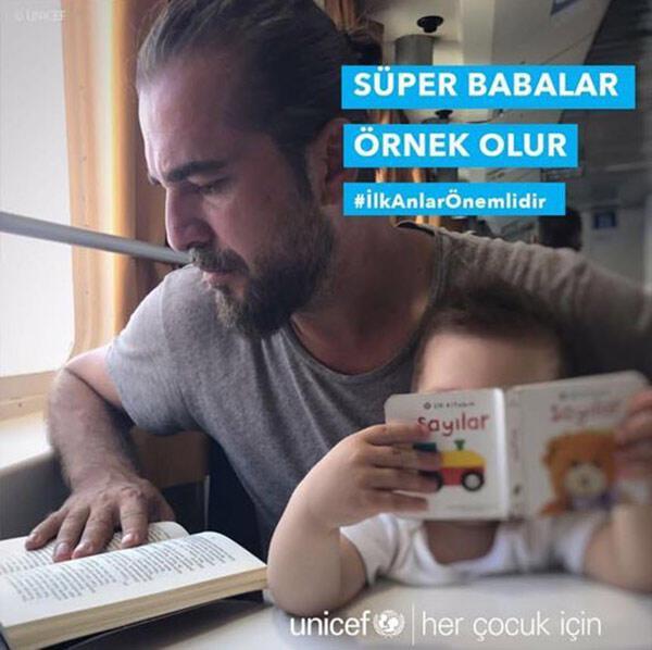 Engin Altan Düzyatan: Süper babalar örnek olur