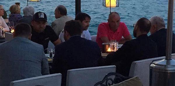 Paul Le Guen, Bursaspor için İstanbula geldi