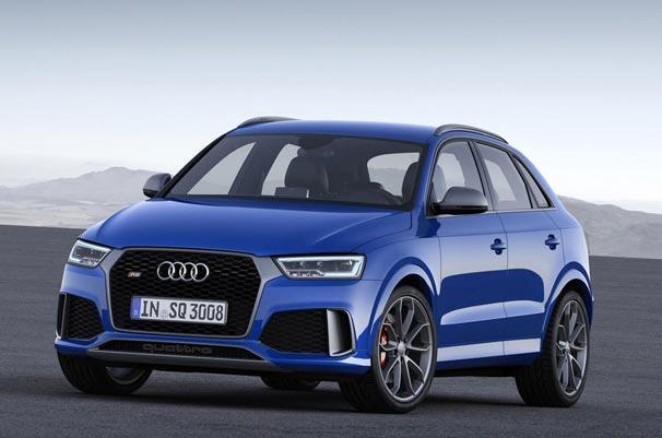 Elektrikli ilk Audi SUV model olacak