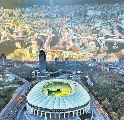 Süper Lig büyüklüğüyle Avrupa'da zirveye koşuyor