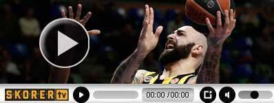 Unicaja Malaga - Fenerbahçe: 71-67