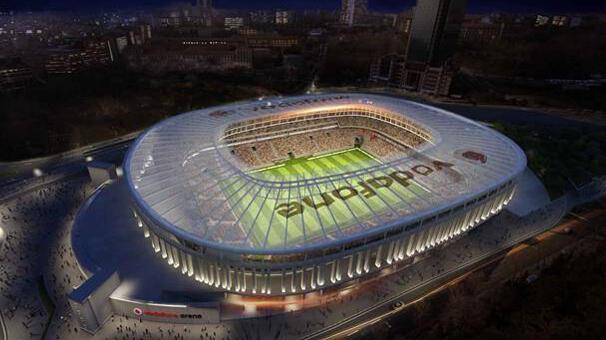 Vodafone Arenada hasret bitiyor