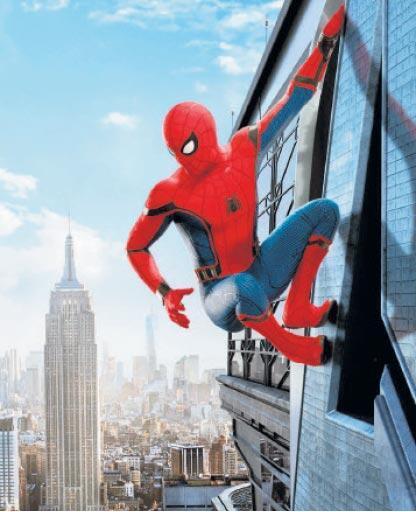 Peter Parker'ın stajyerlik dönemi