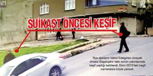 Rus suikastçilere müthiş operasyon