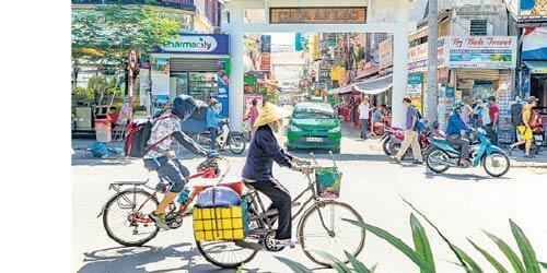 Vietnam'da lezzet turu