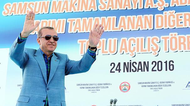 Erdoğan: Dolmabahçe mutabakatı diye bir şey yok