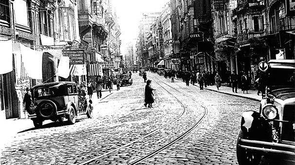 İstanbul üzerine