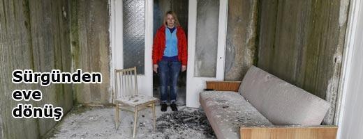 Çernobilin en yakın görgü tanığı: Dev pembe bir parıltı