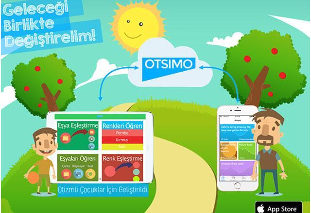 Teknolojiyi reddetme, tanı Otsimo ile tanışın...