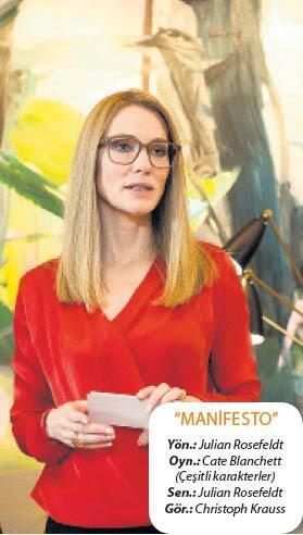 Blanchett'ın 13 yüzü