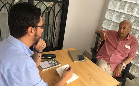 Hıfzı Topuzun gözünden eski İstanbuldan son İstanbula