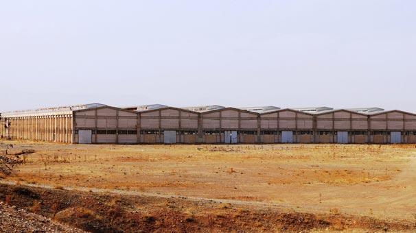 Dünyanın en büyük 'Afet ve İnsani Barınma Sistemleri Fabrikası' Malatya'da inşa edilecek