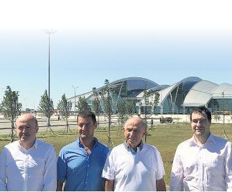 'Rusya'daki en havalı  projede 'Türk' imzası