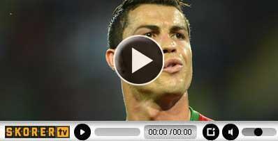 İşte Ronaldonun son durumu