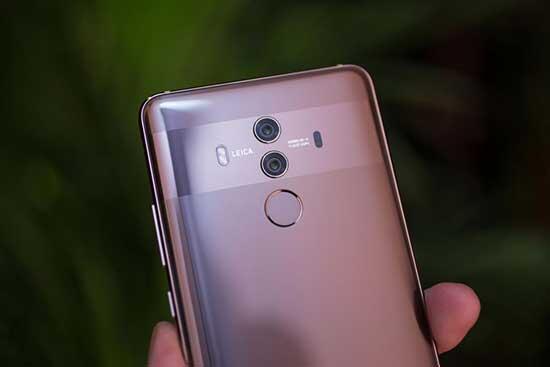 Huawei Mate 10 Pro inceleme (VİDEO)
