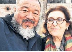 Gelecek program: Ai Weiwei
