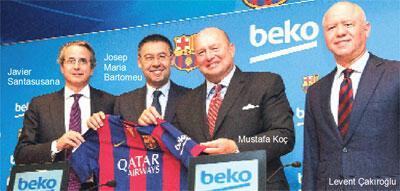 Beko Barça'nın sol kolunda oynayacak