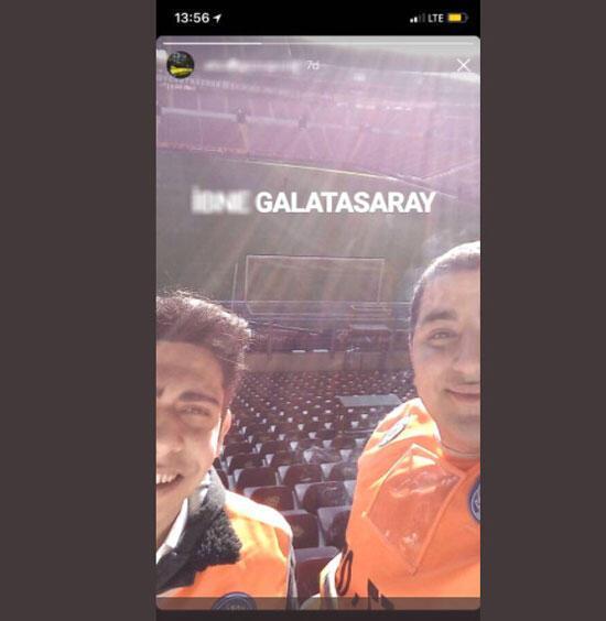Galatasaraya küfür eden stat güvenlikleri görevden alındı