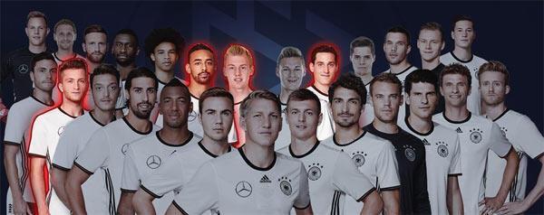 Löw, Marco Reusu EURO 2016 kadrosuna almadı
