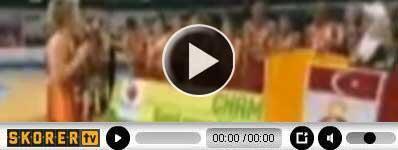 FIBA Euroleague Kadınlarda Galatasaray Odeabank şampiyon