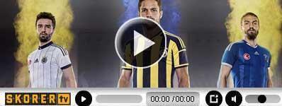 Fenerbahçe - Olympiakos, Gazze için karşılaşıyor