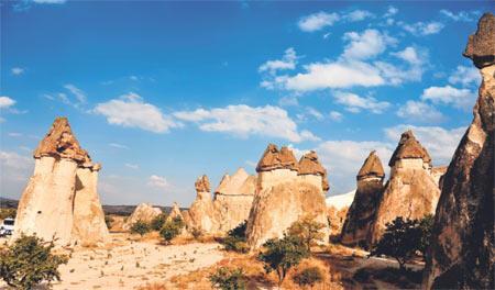 Kuşbakışı Kapadokya