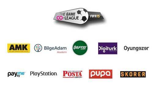 The Game digital futbol ligi başladı