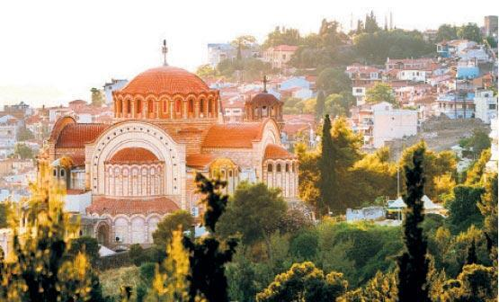 Maria'nın Yunanistan rehberi