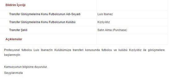 Trabzonspor İbanezi resmen açıkladı