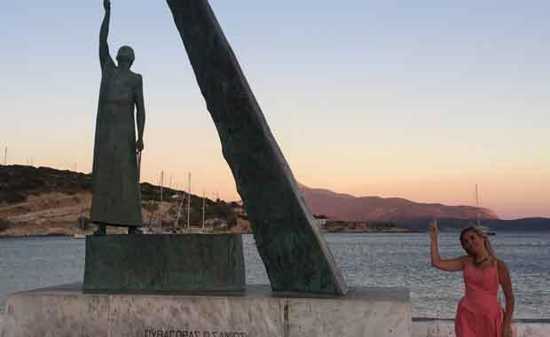 Samos Güzeli Pythagorion
