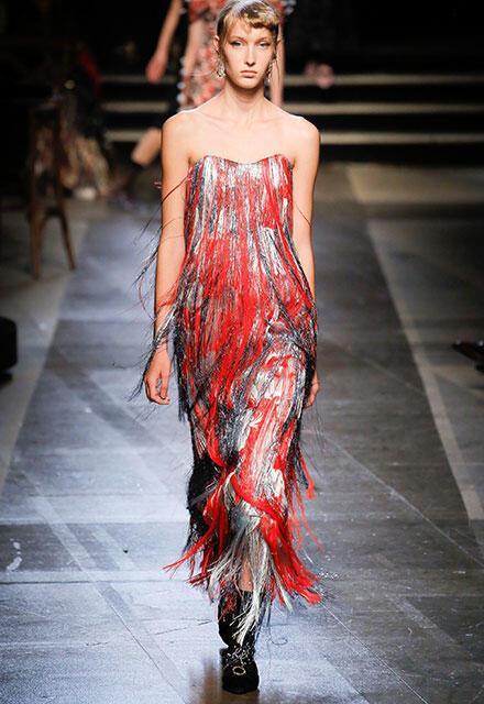 London Fashion Week  &  ERDEM