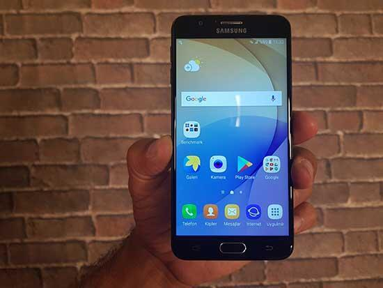 Samsung Galaxy On7 Prime inceleme