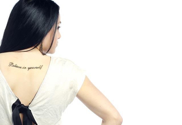 En güzel boyun dövmeleri