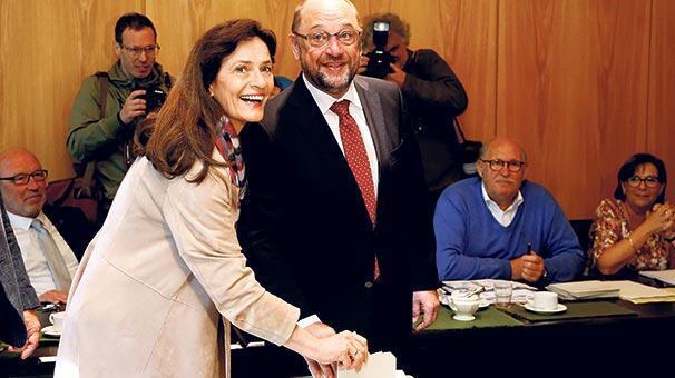 Alman siyaseti değişiyor