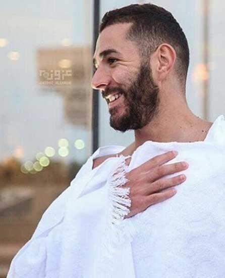 Karim Benzema umreye gitti