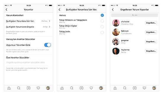 Instagram yorum kontrolleri ve nezaket etiketlerini duyurdu