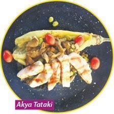 En lezzetli balıklar için