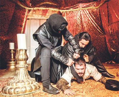 Şehzade Mustafa'nın idamı