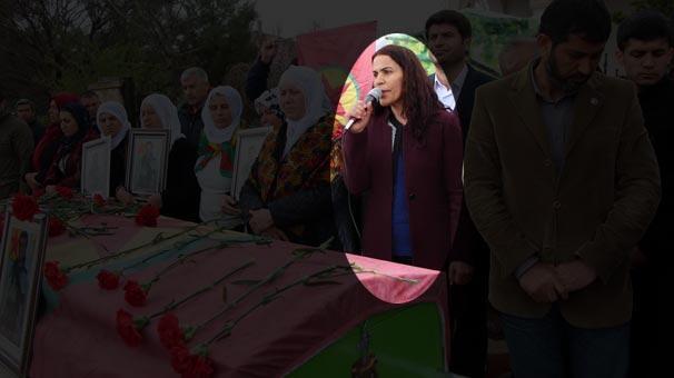 HDPli Besime Koncanın milletvekilliği düşürüldü