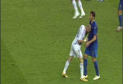 Zidane kafası