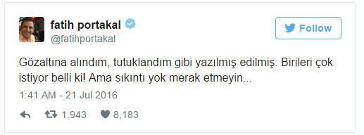 Fatih Portakal kimdir