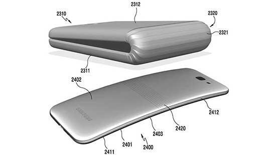 Samsungun katlanabilir telefonu Galaxy X sınırlı sayıda üretilecek
